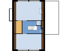 Herik 1 - Herik 1 made with Floorplanner