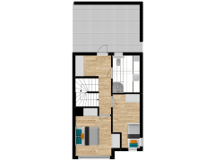 Inviso #262554 / FloorPlan #63052 - Inviso #262554 / FloorPlan #63052 made with Floorplanner