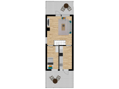 Inviso #262575 / FloorPlan #63059 - Inviso #262575 / FloorPlan #63059 made with Floorplanner