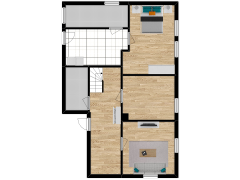 Inviso #262714 / FloorPlan #63063 - Inviso #262714 / FloorPlan #63063 made with Floorplanner