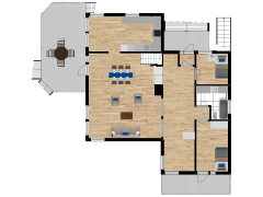 Inviso #262502 / FloorPlan #63073 - Inviso #262502 / FloorPlan #63073 made with Floorplanner