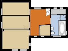 Ten Oeverstraat 80 - Ten Oeverstraat 80 made with Floorplanner