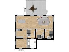 Inviso #262618 / FloorPlan #63129 - Inviso #262618 / FloorPlan #63129 made with Floorplanner