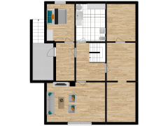 Inviso #259609 / FloorPlan #63130 - Inviso #259609 / FloorPlan #63130 made with Floorplanner