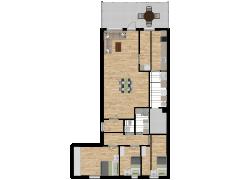 Inviso #262494 / FloorPlan #63170 - Inviso #262494 / FloorPlan #63170 made with Floorplanner