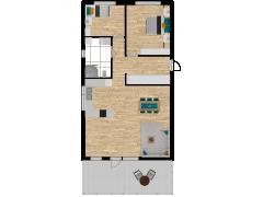 Inviso #262645 / FloorPlan #63181 - Inviso #262645 / FloorPlan #63181 made with Floorplanner