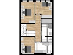 Inviso #260600 / FloorPlan #63165 - Inviso #260600 / FloorPlan #63165 made with Floorplanner