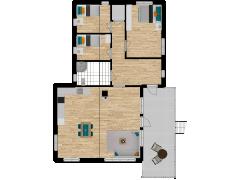 Inviso #92797 / FloorPlan #63198 - Inviso #92797 / FloorPlan #63198 made with Floorplanner