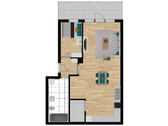 Inviso #262719 / FloorPlan #63202 - Inviso #262719 / FloorPlan #63202 made with Floorplanner