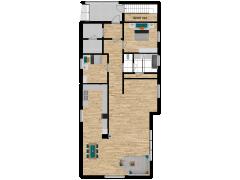 Inviso #261324 / FloorPlan #63126 - Inviso #261324 / FloorPlan #63126 made with Floorplanner