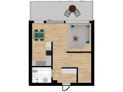 Inviso #259720 / FloorPlan #63133 - Inviso #259720 / FloorPlan #63133 made with Floorplanner