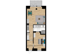 Inviso #262954 / FloorPlan #63135 - Inviso #262954 / FloorPlan #63135 made with Floorplanner