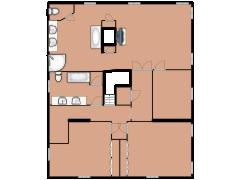 964 Kennesaw Street - 964 Kennesaw Street made with Floorplanner