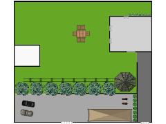 Villa - Villa made with Floorplanner