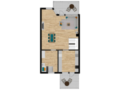 Inviso #269633 / FloorPlan #68753 - Inviso #269633 / FloorPlan #68753 made with Floorplanner