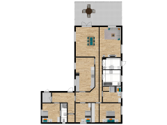 Inviso #270359 / FloorPlan #68737 - Inviso #270359 / FloorPlan #68737 made with Floorplanner