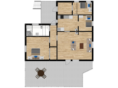 Inviso #269600 / FloorPlan #68696 - Inviso #269600 / FloorPlan #68696 made with Floorplanner