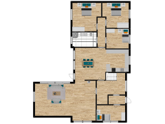 Inviso #268107 / FloorPlan #68755 - Inviso #268107 / FloorPlan #68755 made with Floorplanner