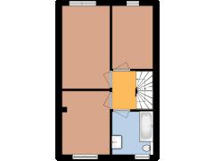 27475 - DOMVASTBILT - Lindelaan 12 - Bilthoven - 27475 - DOMVASTBILT - Lindelaan 12 - Bilthoven made with Floorplanner