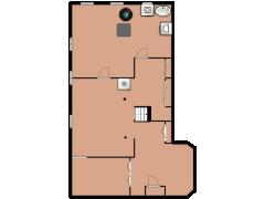2435 Prairie Street - 2435 Prairie Street made with Floorplanner