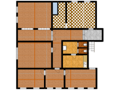 Pražská třída - Pražská třída made with Floorplanner