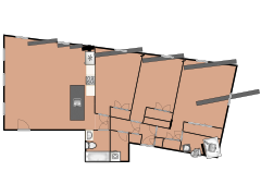 65 WillowCourt - 65 WillowCourt made with Floorplanner