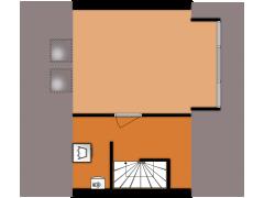 Zaanden 21, Nieuw Vennep - Zaanden 21, Nieuw Vennep made with Floorplanner