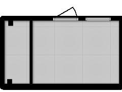 Ekster 14 - Ekster 14 made with Floorplanner