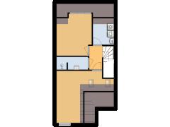Renovalaan 9 Delfgauw - Renovalaan 9 Delfgauw made with Floorplanner