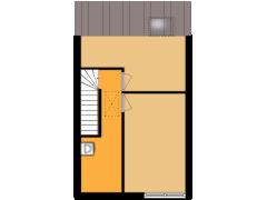 Blokvucht 6, Breda - Blokvucht 6, Breda made with Floorplanner