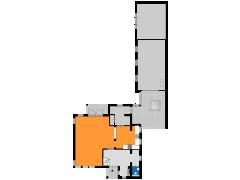 Marijnenlaan 51, Vlijmen - Marijnenlaan 51, Vlijmen made with Floorplanner