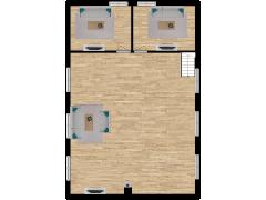 Inviso #275018 / FloorPlan #72370 - Inviso #275018 / FloorPlan #72370 made with Floorplanner