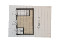 Inviso #274755 / FloorPlan #72368 - Inviso #274755 / FloorPlan #72368 made with Floorplanner
