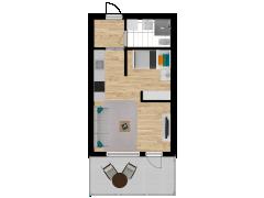 Inviso #274163 / FloorPlan #72380 - Inviso #274163 / FloorPlan #72380 made with Floorplanner