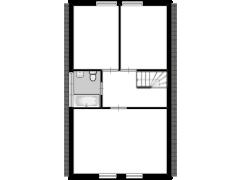 Spoorlaan 5 - Spoorlaan 5 made with Floorplanner