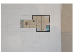 Inviso #275385 / FloorPlan #72364 - Inviso #275385 / FloorPlan #72364 made with Floorplanner