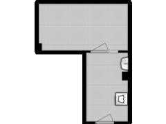 Biesboschstraat 52-II - Biesboschstraat 52-II made with Floorplanner