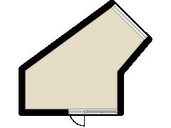 28382 - Vuurtoren - Fluit 29 - Muiden - 28382 - Vuurtoren - Fluit 29 - Muiden made with Floorplanner