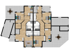 Inviso #274690 / FloorPlan #72575 - Inviso #274690 / FloorPlan #72575 made with Floorplanner