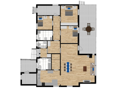 Inviso #274670 / FloorPlan #72632 - Inviso #274670 / FloorPlan #72632 made with Floorplanner