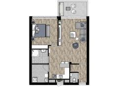 joep-Kamper8b - joep-Kamper8b made with Floorplanner