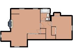 1637 North Oak Park Avenue - 1637 North Oak Park Avenue made with Floorplanner