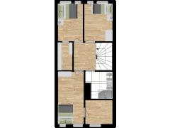 Inviso #275297 / FloorPlan #74087 - Inviso #275297 / FloorPlan #74087 made with Floorplanner