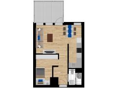 Inviso #278313 / FloorPlan #74079 - Inviso #278313 / FloorPlan #74079 made with Floorplanner