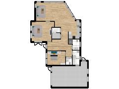Inviso #277786 / FloorPlan #74096 - Inviso #277786 / FloorPlan #74096 made with Floorplanner