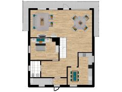 Inviso #276473 / FloorPlan #74083 - Inviso #276473 / FloorPlan #74083 made with Floorplanner
