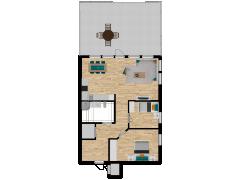 Inviso #278078 / FloorPlan #74101 - Inviso #278078 / FloorPlan #74101 made with Floorplanner