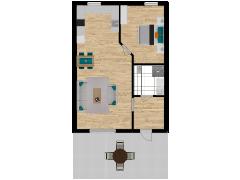 Inviso #277730 / FloorPlan #74094 - Inviso #277730 / FloorPlan #74094 made with Floorplanner