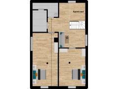 Inviso #278053 / FloorPlan #74102 - Inviso #278053 / FloorPlan #74102 made with Floorplanner