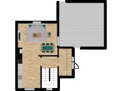 Inviso #275471 / FloorPlan #74106 - Inviso #275471 / FloorPlan #74106 made with Floorplanner